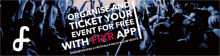 Organise and ticket your events for free