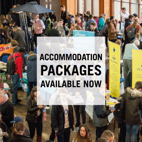 Accommodation Packages Available Now