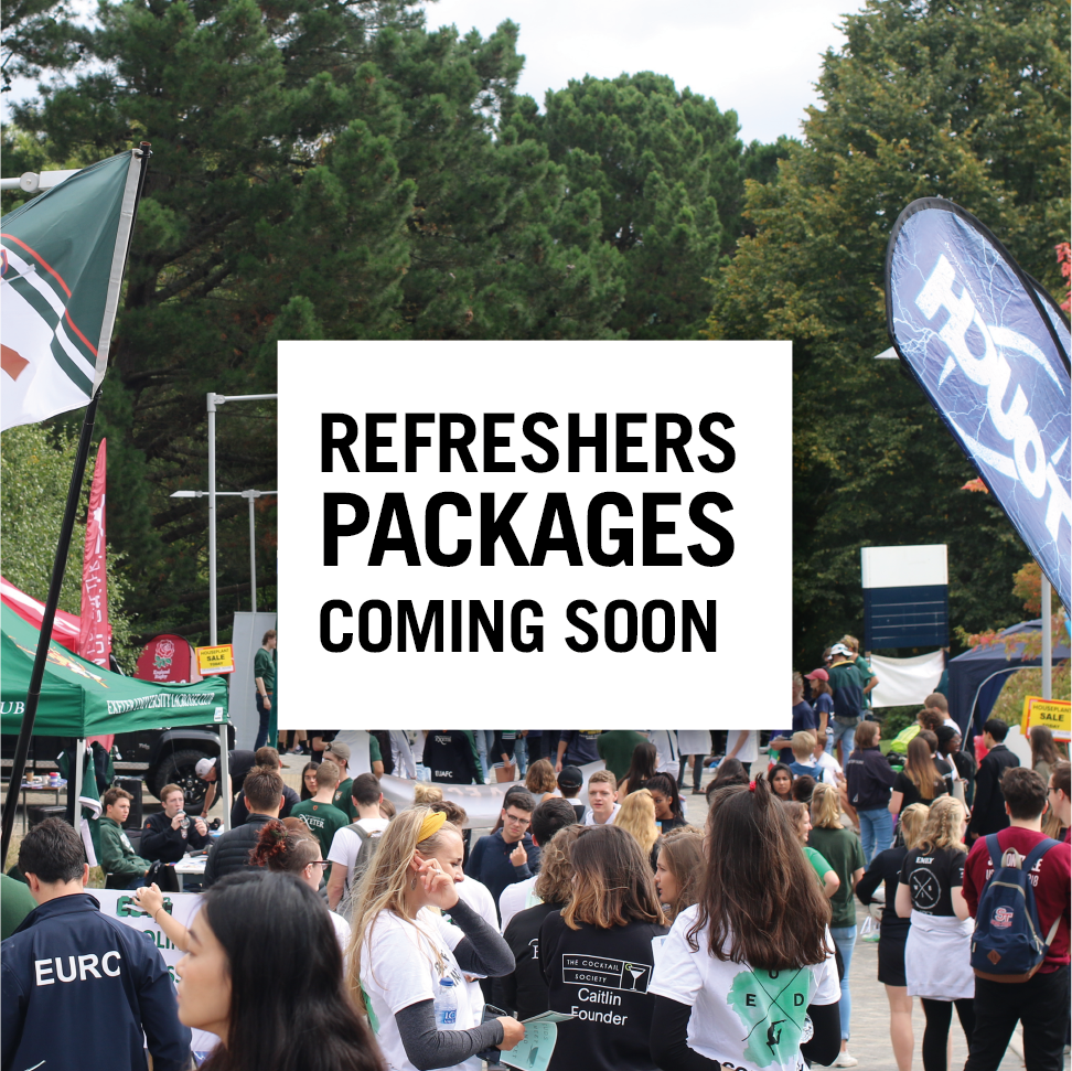 Refreshers' Packages Coming Soon