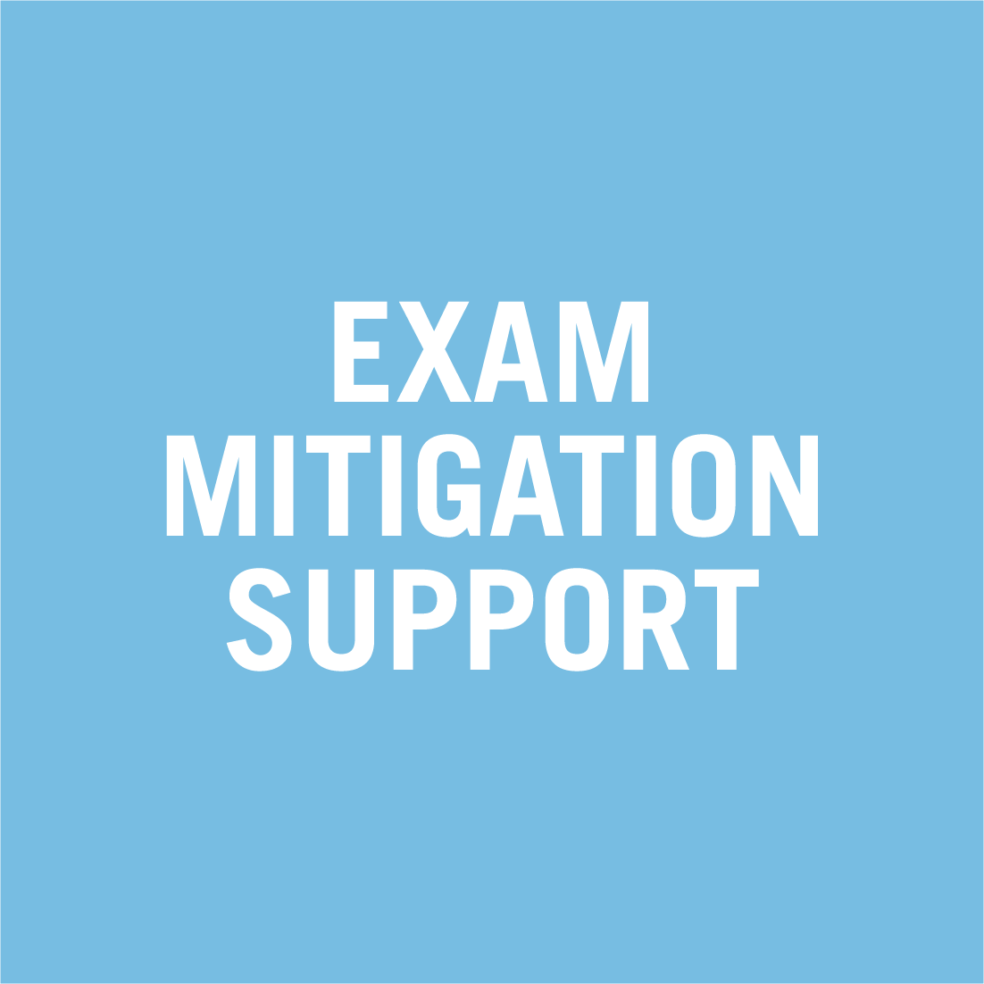 Exam Mitigation