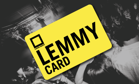 Lemmy Card
