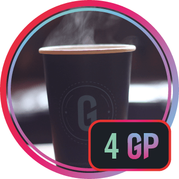 coffee - 4gp