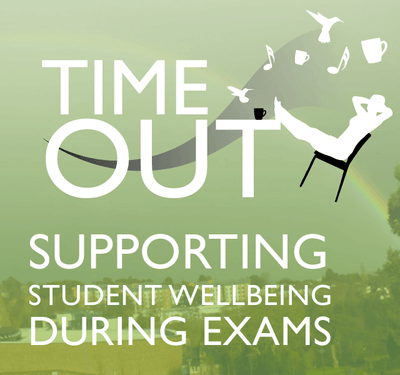 Timeout - Supporting student wellbeing during exams