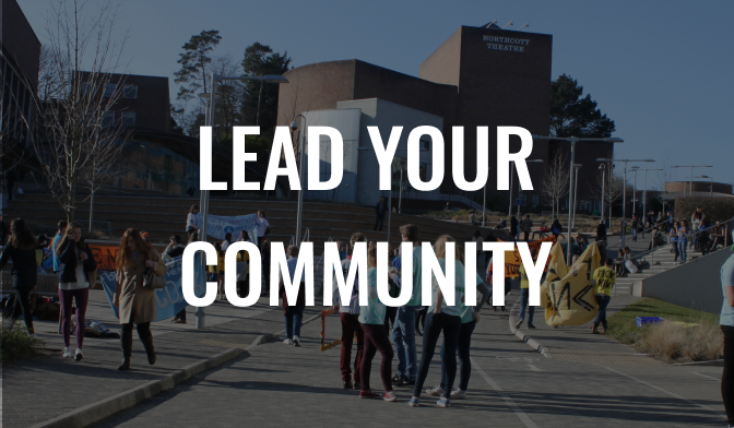 Lead your Community