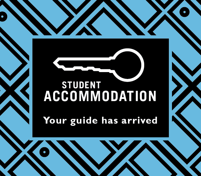 Accommodation Campaign - your guide has arrived