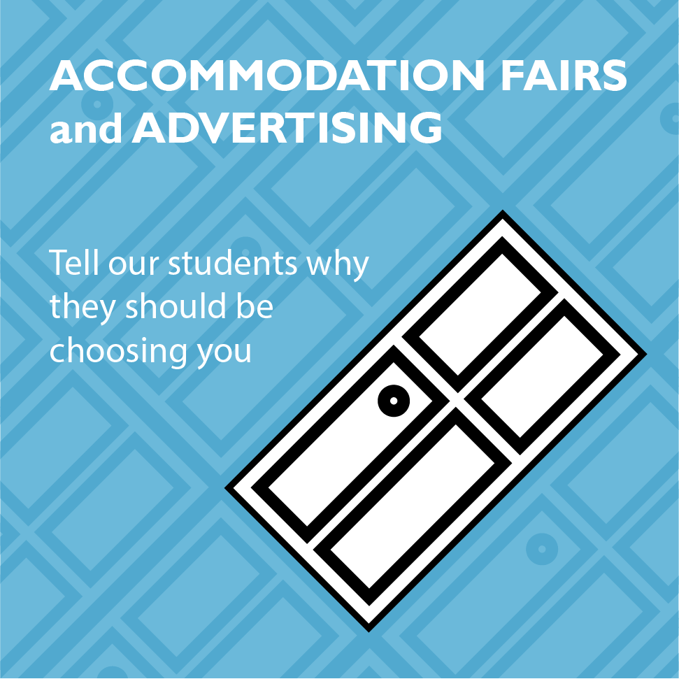 Accommodation Fair & Advertising