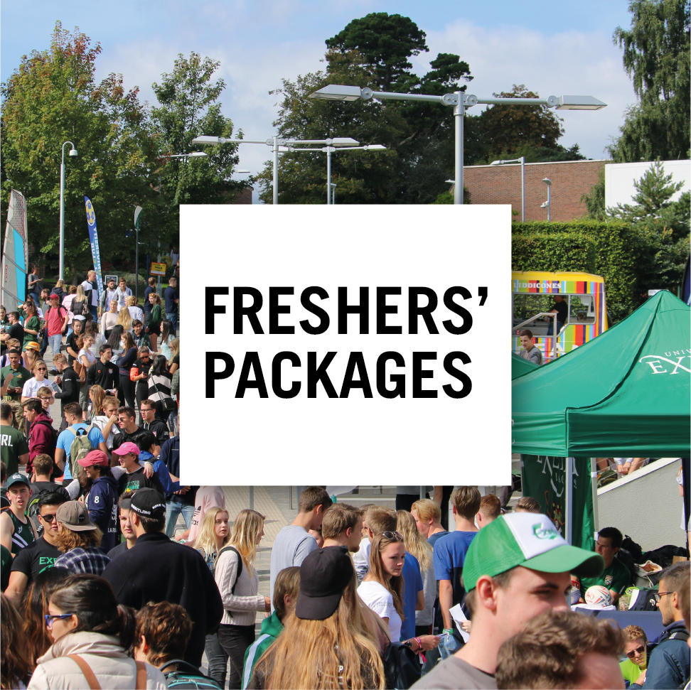 Freshers' Packages